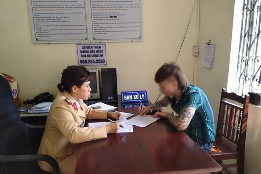 Công an Bắc Ninh bắt, khám nhà Khá 'bảnh'