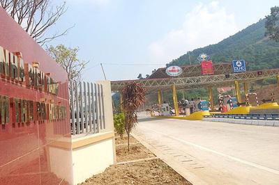 Nhà đầu tư bất ngờ dọa 'đóng cửa' cao tốc Hòa Lạc - Hòa Bình