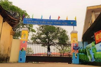 Điều chuyển thầy giáo ở Bắc Giang sàm sỡ học  sinh làm hành chính