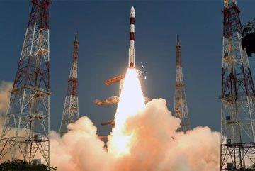 Ấn Độ phóng vệ tinh do thám tối mật vào không gian