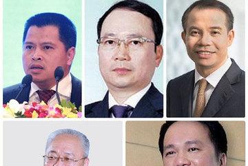 Những gia đình quyền lực nhất trong giới ngân hàng Việt
