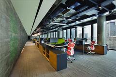 Cen X Space 'khoe' thiết kế và tiện ích hút giới start-up