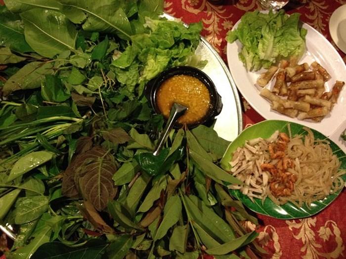 đặc sản Kon Tum,đặc sản Tây Nguyên,món ăn lạ