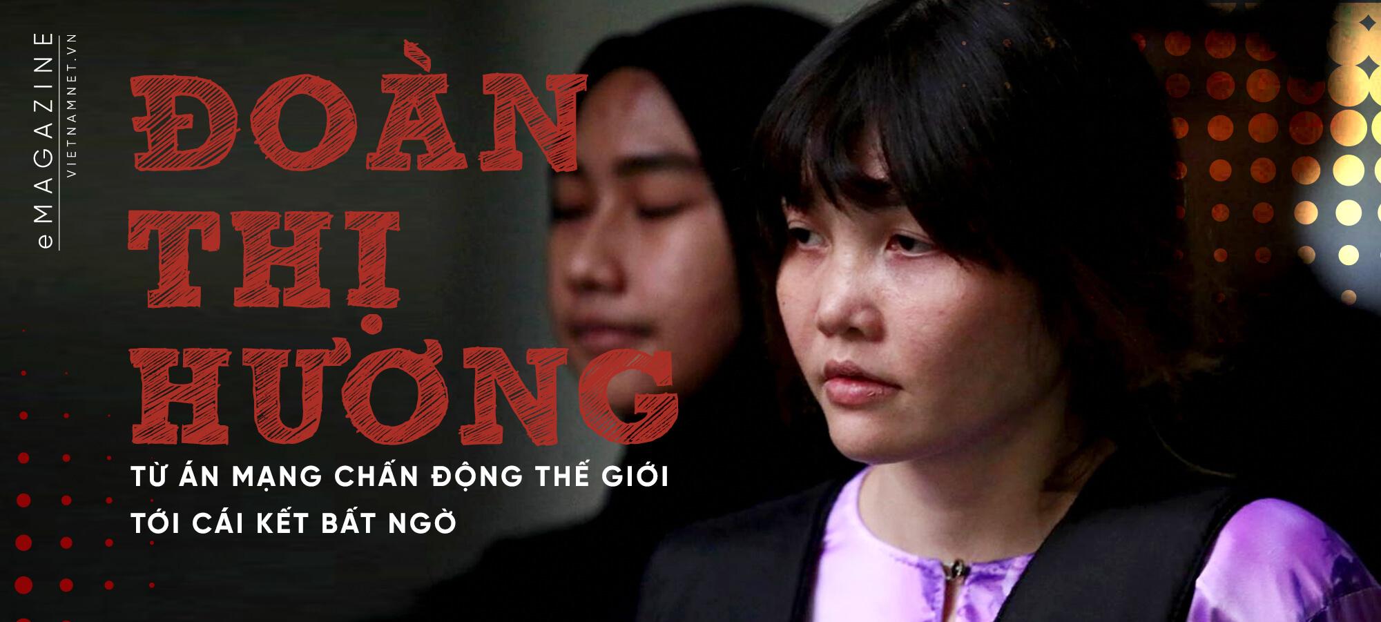 Đoàn Thị Hương,Triều Tiên,Kim Jong Nam,Kim Jong Un,vụ án Đoàn Thị Hương