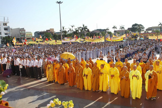 Không để lợi dụng tự do tín ngưỡng, tôn giáo chống phá cách mạng Việt Nam