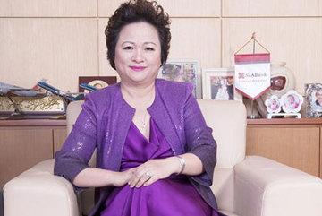 Female tycoon leaves post, daughter makes US$1 billion