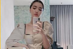 Bích Phương cố tình mặc áo cổ rộng lộ nội y: 'Áo ngực cũng chỉ là áo thôi mà!'