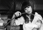 Vẻ quyến rũ của nhà văn Linh Lê - vợ Giám đốc VTV24 Quang Minh