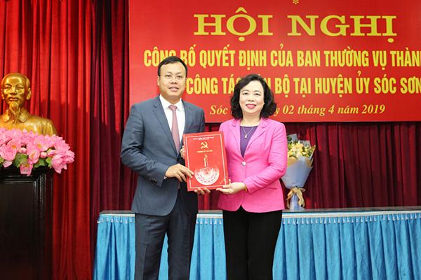 Phạm Quang Nghị,Phạm Quang Thanh,Hà Nội,bổ nhiệm,nhân sự