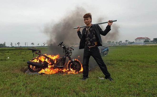 Khá 'bảnh' khai phút đập, đốt xe và từng đi trại giáo dưỡng