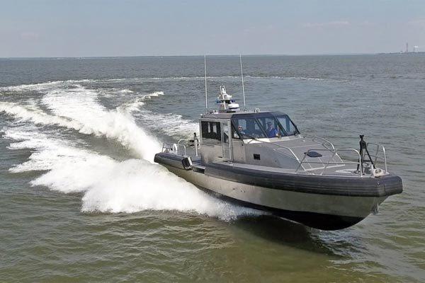 Uy lực tàu tuần tra Mỹ mới bàn giao cho Cảnh sát biển Việt Nam