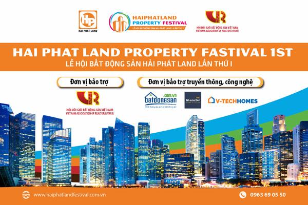 Cơ hội trúng 'xế' ở Hai Phat Land Property Festival