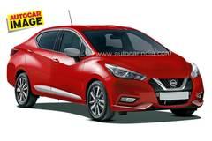 Nissan Sunny giá 287 triệu đồng có phiên bản mới