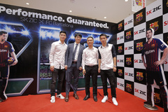 Ra mắt nhà tài trợ CLB Barcelona tại Việt Nam