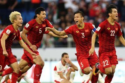 Lịch thi đấu của ĐT Việt Nam ở vòng loại World Cup 2022