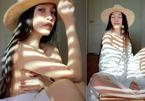 Hiền Thục gây tranh cãi khi bán nude khoe cơ thể ở tuổi 38