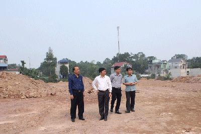 Đất nền Phổ Yên - tâm điểm BĐS Thái Nguyên