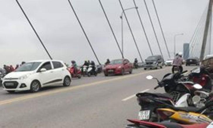 Cô gái Hải Phòng mang bầu 'tung tin' nhảy cầu Bính tự tử đang ở Bắc Giang