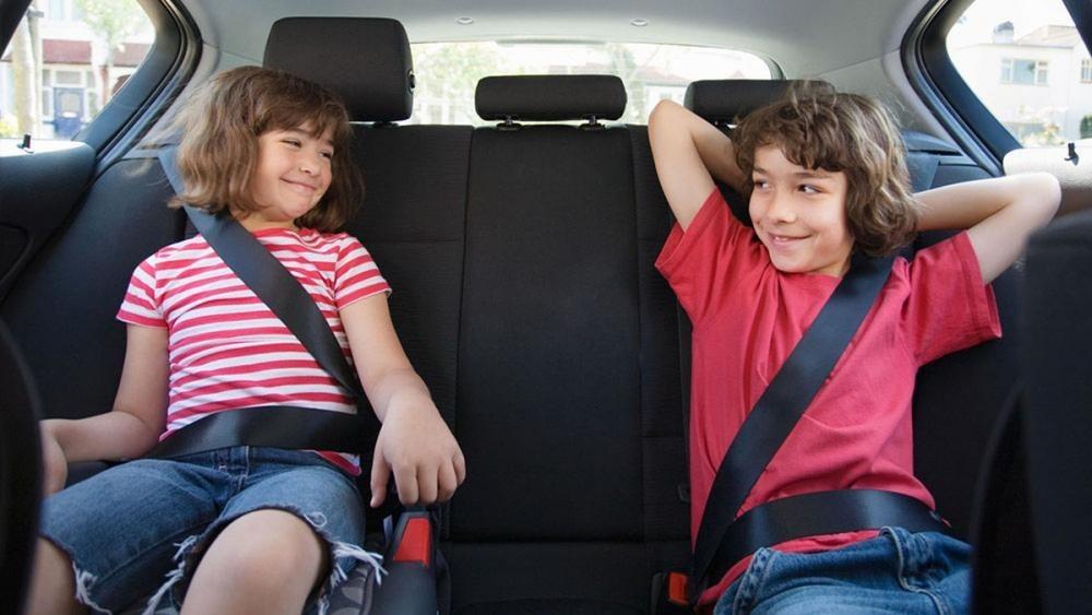 Nguyên tắc cần tuân thủ khi lái xe chở trẻ em