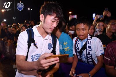 Xuân Trường: Đến lúc rồi, hãy chứng tỏ ở Thai-League