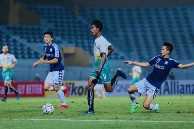 Văn Quyết hỏng phạt đền, Hà Nội FC thua đau tại AFC Cup