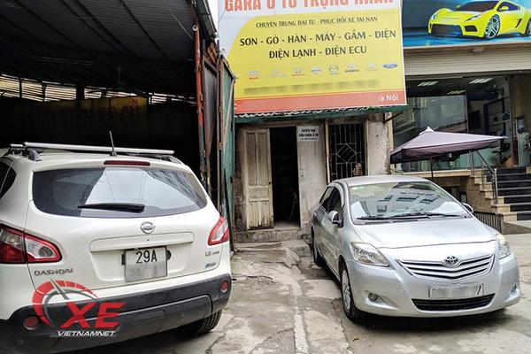 Chủ gara Hà Nội khốn khổ vì khách bỏ quên ô tô 13 năm