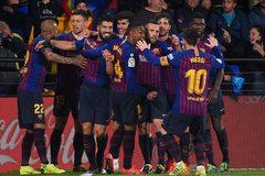 Messi, Suarez giải cứu Barca sau màn rượt đuổi điên rồ