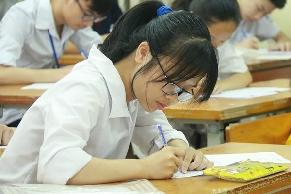 Đề tham khảo môn Sinh học thi THPT quốc gia năm 2020