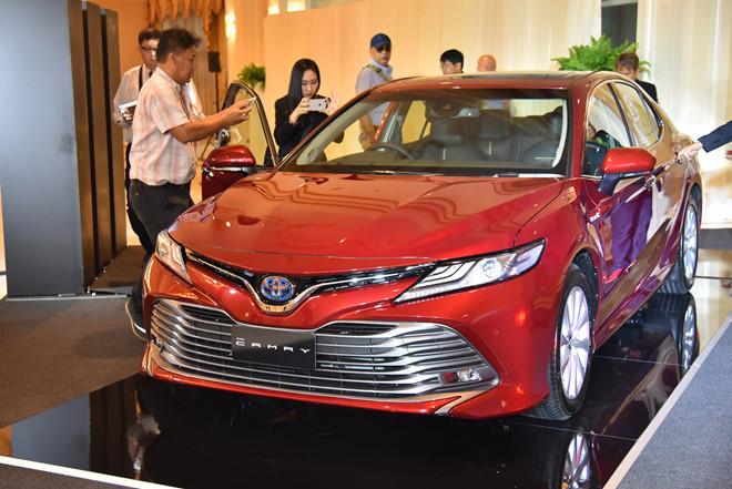 Toyota Camry,xe lắp ráp,ô tô nhập khẩu,xe sang,ô tô giảm giá,giá ô tô