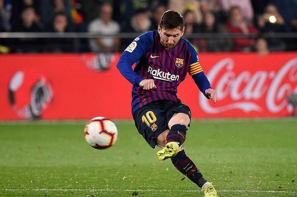 Villarreal,Barcelona,Messi
