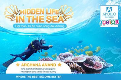 Nhà thám hiểm Archana Anand giao lưu cùng học viên Apollo English