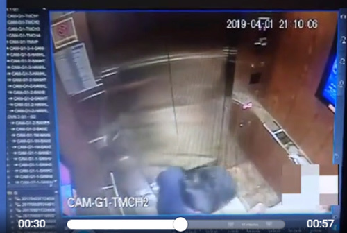 Đối tượng dâm ô bé gái trong thang máy đã trở về Đà Nẵng