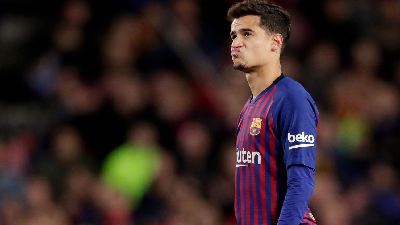 Barca năn nỉ MU mua giúp 'cục nợ' Coutinho
