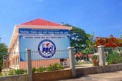 Lộ đề thi học kỳ ở Bình Thuận, 28 trường phải thi lại