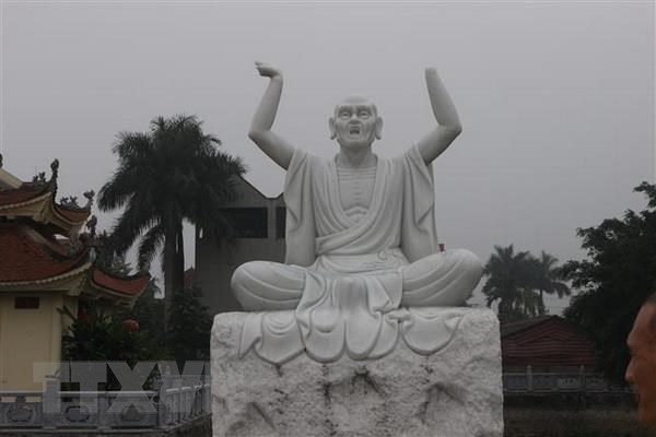 Hà Nội,tượng La Hán