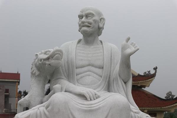 Hà Nội: 16 pho tượng La Hán tại chùa Khánh Long bị phá hoại