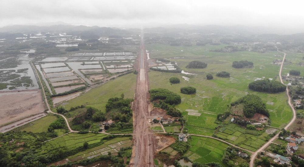 cao tốc Vân Đồn Móng Cái,Quảng Ninh,BOT