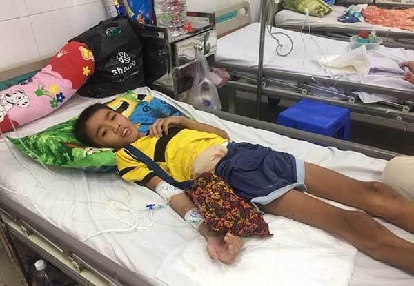 hoàn cảnh khó khăn,bệnh hiểm nghèo,từ thiện vietnamnet,ủng hộ người nghèo