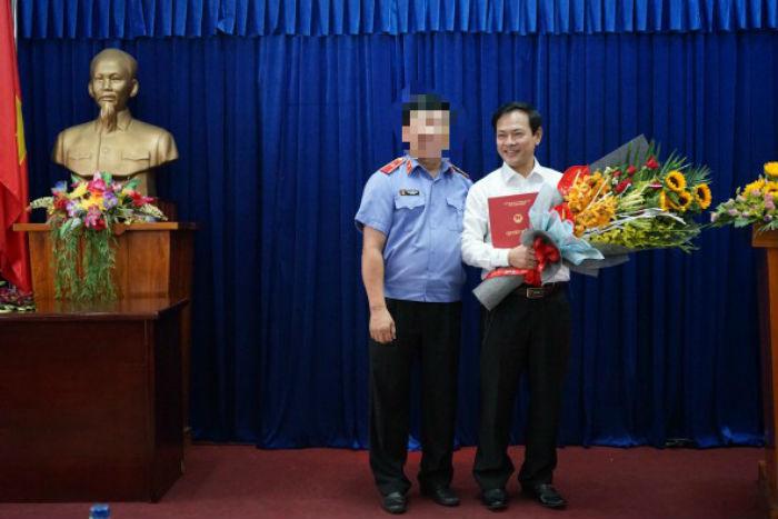 Cựu Phó viện trưởng Đà Nẵng dâm ô bé gái trong thang máy có 30 năm công tác