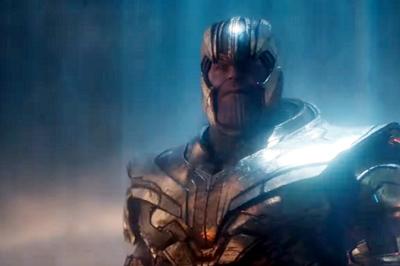 Thanos lộ diện, báo hiệu trận chiến hoành tráng nhất trong phần cuối 'Avengers'