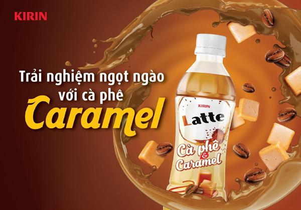 Robusta và Caramel - Sự kết hợp tạo nên hương vị đột phá
