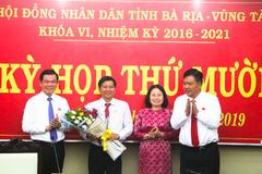 Thủ tướng phê chuẩn Phó Chủ tịch tỉnh Bà Rịa-Vũng Tàu