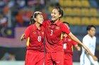 Lịch thi đấu của ĐT nữ Việt Nam ở vòng loại Olympic 2020