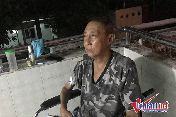 Lê Bình bị ung thư di căn vào tủy, liệt nửa người: 'Tôi chỉ còn đếm tháng ngày'
