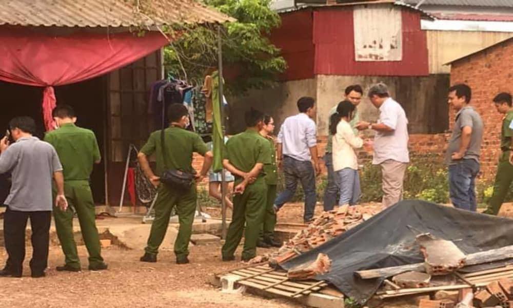 Nam thanh niên chết trong tư thế treo cổ tại phòng trọ