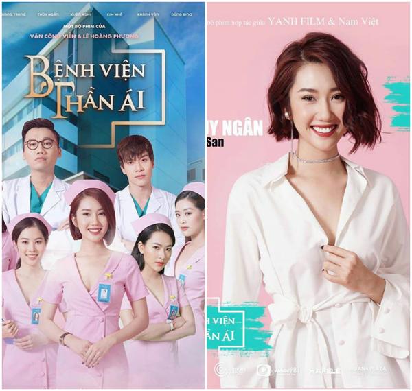 Nhà sản xuất 'Bệnh viện Thần ái' phản ứng chuyện diễn viên nữ mặc sexy lên phim