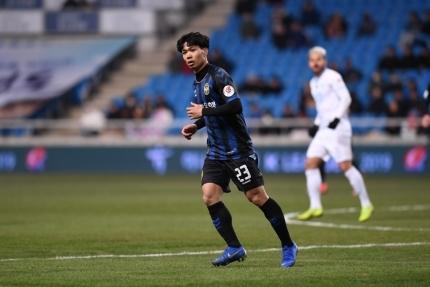 Công Phượng,K-League,Incheon United,bầu Đức
