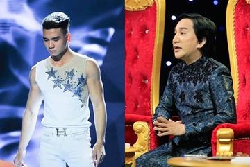 Kim Tử Long ghen tỵ khi Thoại Mỹ liên tục khen trai đẹp