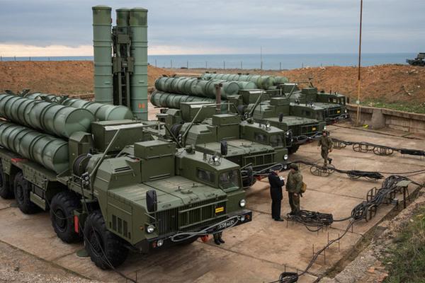 Mỹ cảnh cáo Thổ Nhĩ Kỳ mua S-400 của Nga
