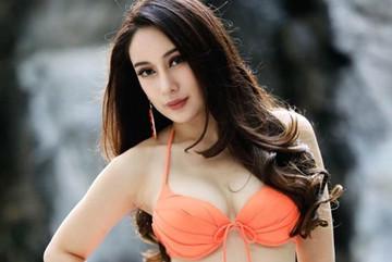 Người đẹp lộ ảnh phản cảm trên xe hơi thành Miss Earth Thái Lan 2019